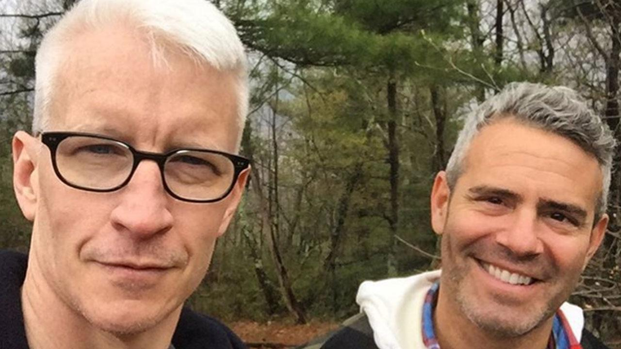 Anderson Cooper Says Andy Cohen Broke His 'Cardinal Rule' of Dating After 'Two Minutes'