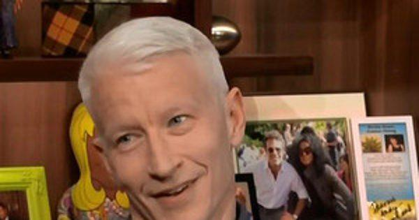 Anderson Cooper Says ''It Would Be a Dream'' to Join Kelly Ripa on Live!