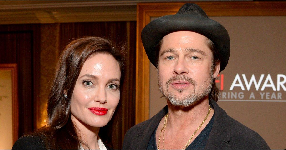 Angelina Jolie on Brad Pitt Split: