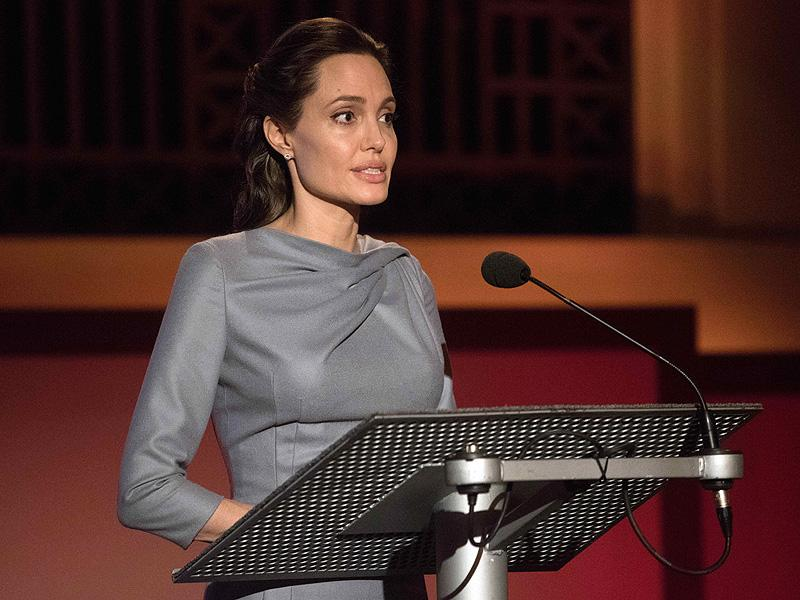 Angelina Jolie Pitt Will Not Be Teaching At Georgetown University