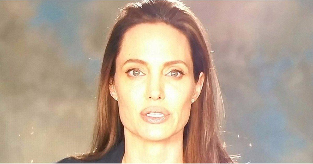 Angelina Jolie Returns to the Spotlight For the First Time Since Her Split From Brad Pitt