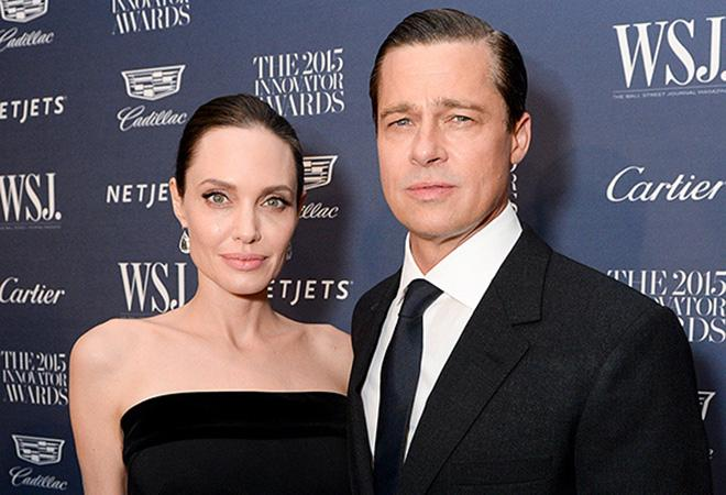 Angelina Jolie Says She and Brad Pitt Reached a Custody Agreement