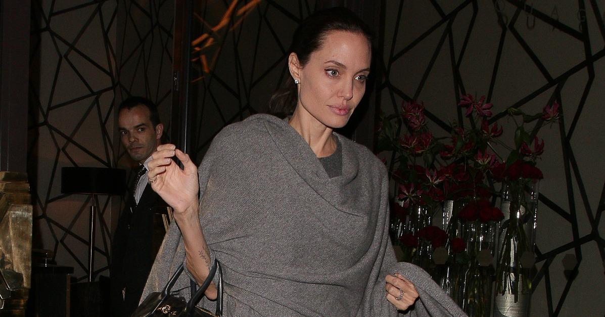 Angelina Jolie's Latest Appearance Will Make You Feel Anything but Gray