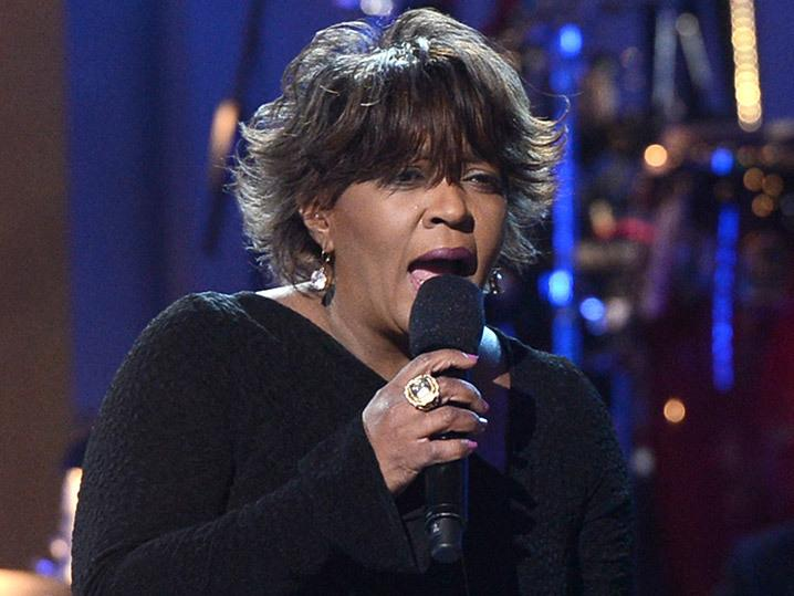 Anita Baker -- Caught Up in the Rapture ... Of Getting Back