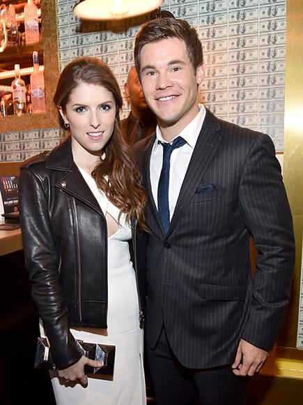 Anna Kendrick Reunites with Adam DeVine as She Takes Home 'Hot & Funny' Award at Guys Choice Awards
