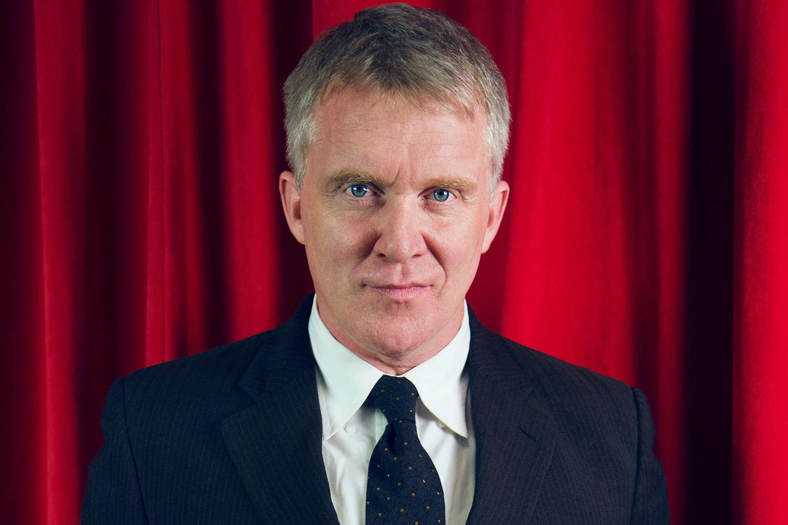 Anthony Michael Hall Facing Felony Charge Over Alleged Assault on Neighbor