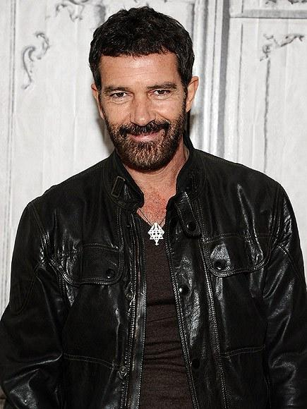 Antonio Banderas Hospitalized in U.K. After Suffering Chest Pains While Working Out