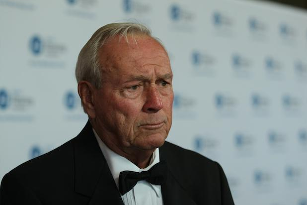 Arnold Palmer, Golf Legend, Dies at 87
