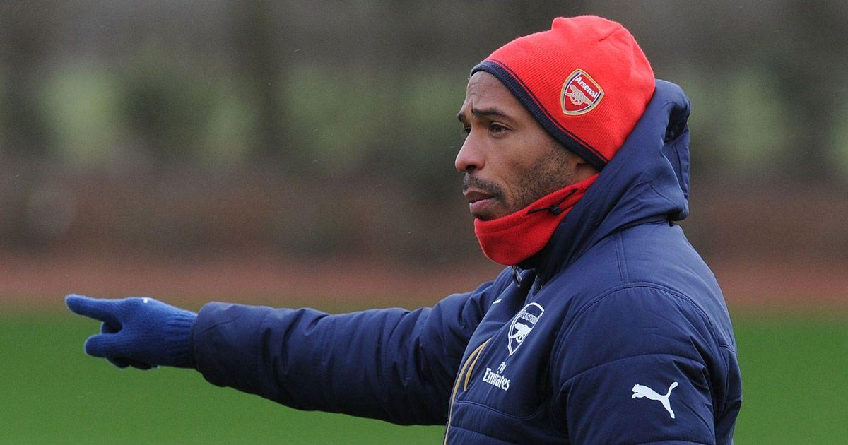 Arsenal legend Thierry Henry has found a new coaching job after leaving Arsenal