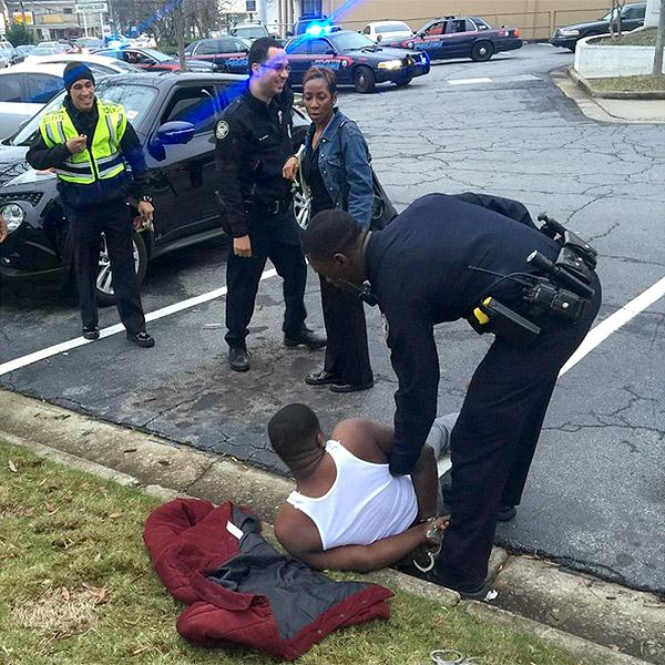 Atlanta Rapper Detained and Handcuffed After He Withdrew $20