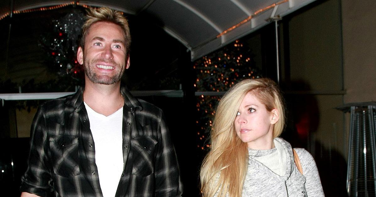 Avril Lavigne and Chad Kroeger Reunite 3 Months After Their