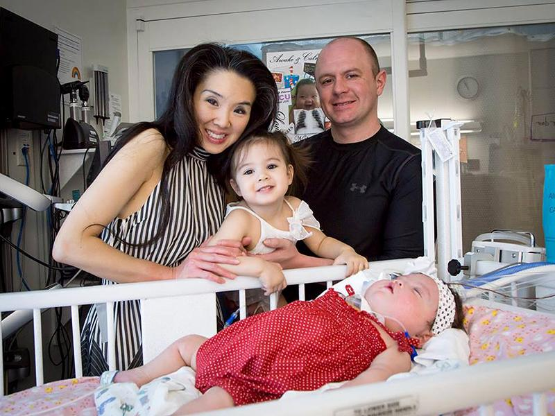 Baby Girl Born at 24 Weeks Defies the Odds Ahead of Her First Birthday: 'She's Fought Every Inch of the Way,' Says Dad