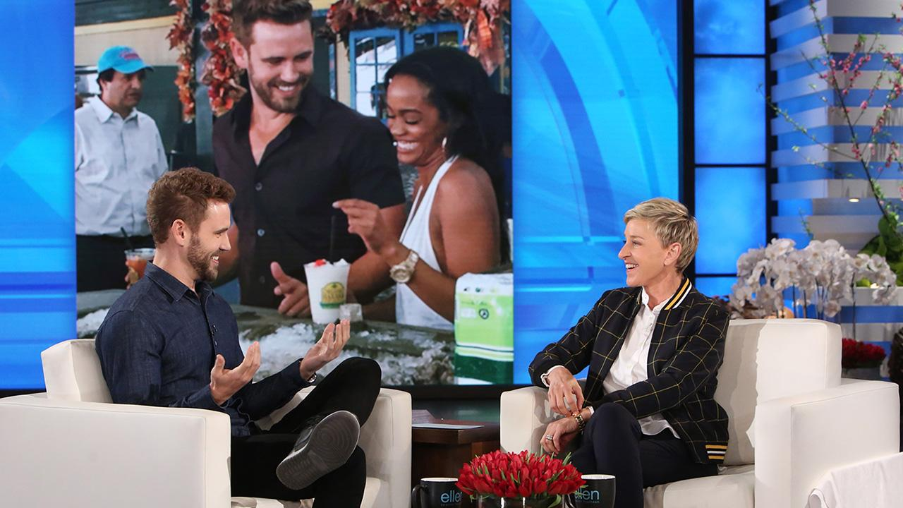 Bachelor Nick Viall Reacts to Rachel Lindsay as the New Bachelorette, Discusses Corinne Olympios
