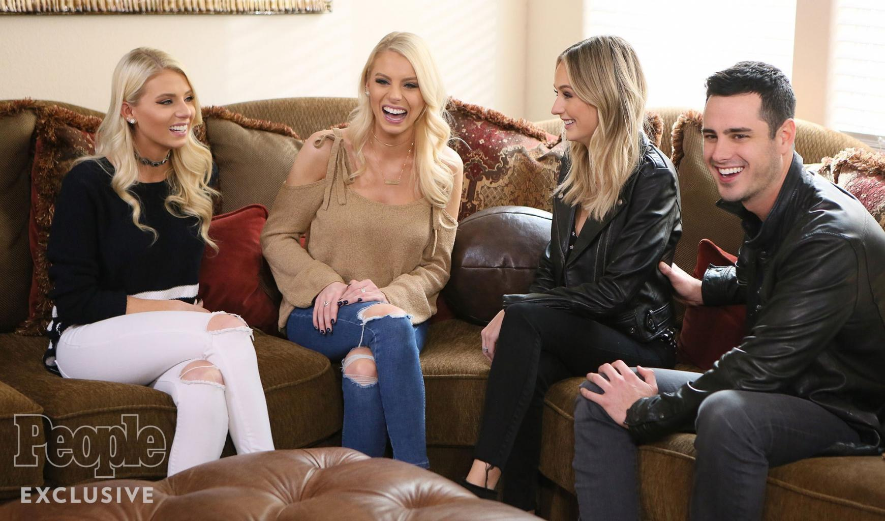 Bachelor Twins Emily and Haley Ferguson  's Adulting Fears:    Not Having Clean Clothes  '  and Starving!