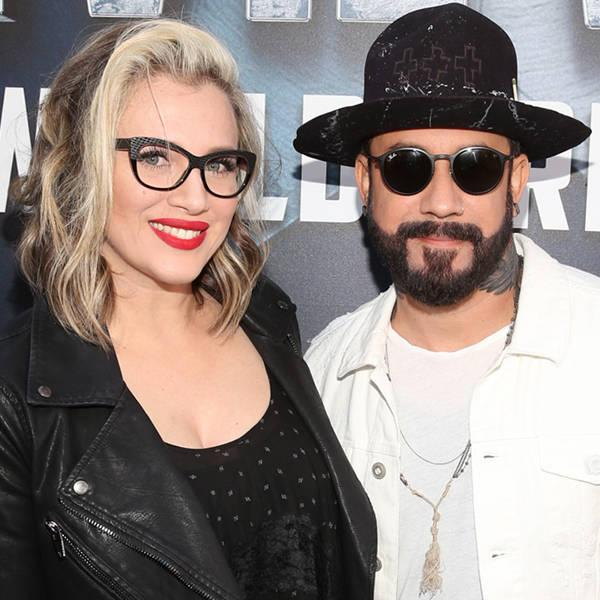 Backstreet Boys' Aj McLean Welcomes Daughter Lyric
