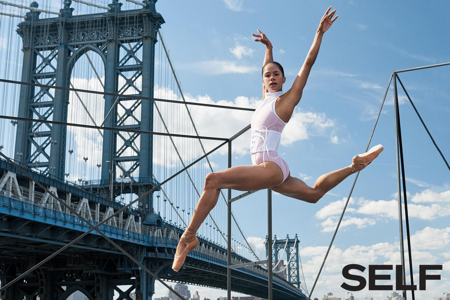 Ballerina Misty Copeland Was Told to Lose Weight: It        Caused Me So Much Doubt