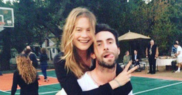 Behati Prinsloo and Adam Levine Are Expecting a Baby Girl