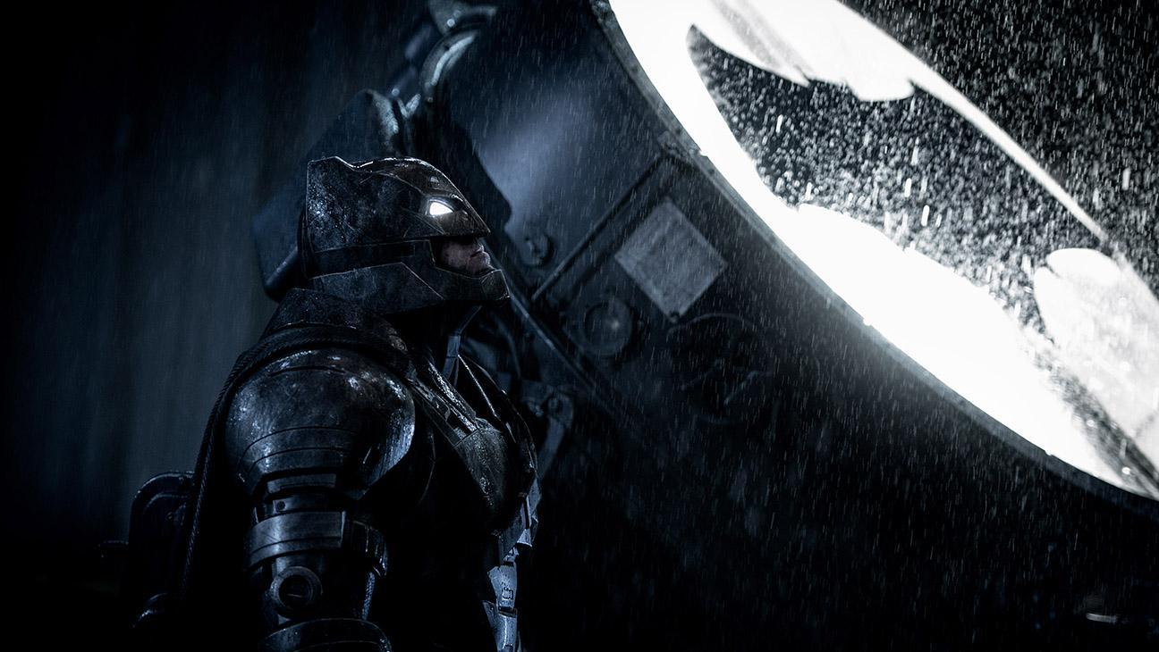 Ben Affleck: Being Batman Isn't a Comfortable Job