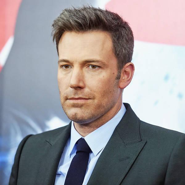 Ben Affleck Reveals He Completed Rehab Stint for Alcohol Addiction