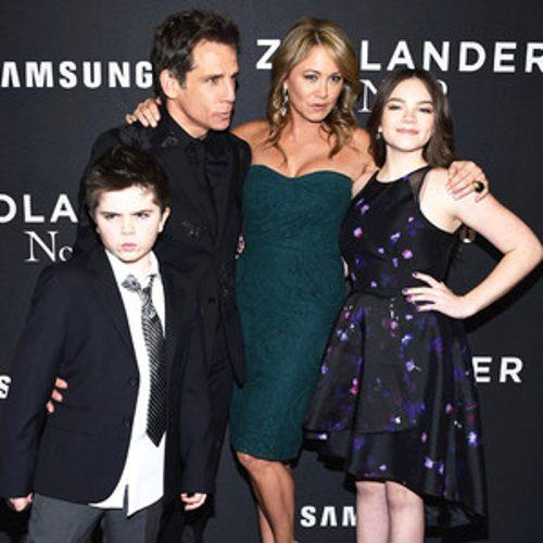 Ben Stiller's Son Steals the Spotlight With His ''Blue Steel
