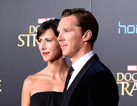 Benedict Cumberbatch's Wife Sophie Hunter Pregnant With Baby No. 2