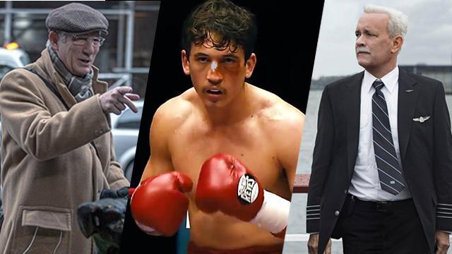 Best Actor Oscar Contenders Land in Telluride