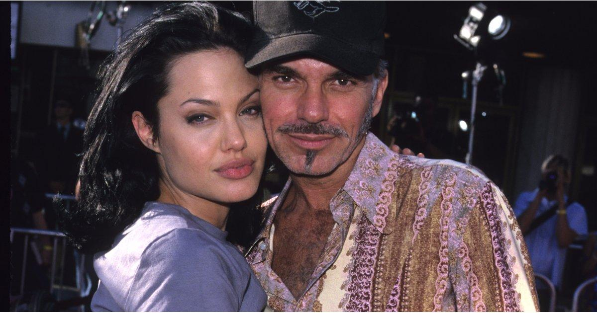 Bet You Forgot About Angelina Jolie's Other Famous Flings