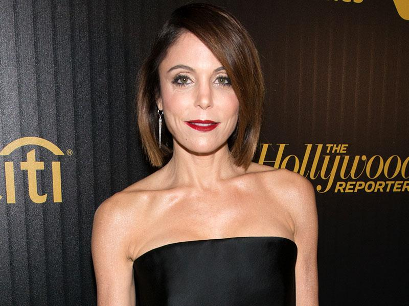 Bethenny Frankel is Unrecognizable In This Epic Throwback Photo from Her College Days