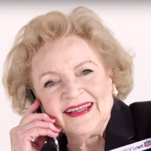 Betty White Celebrates 94th Birthday and Steals the Show in