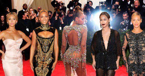 Beyonc� at the Met Gala: Fashion's Biggest Night Has Become Her Annual State of the Union Address