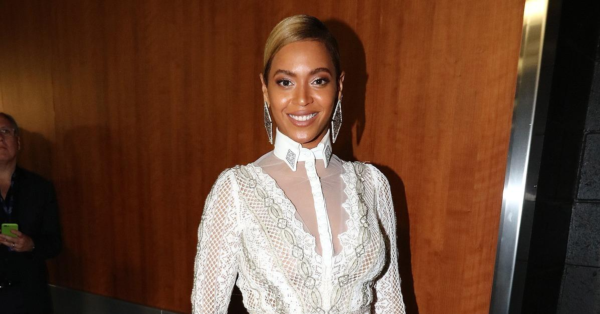 Beyonc'  Performs at Blue Ivy's School Gala, Automatically Wi