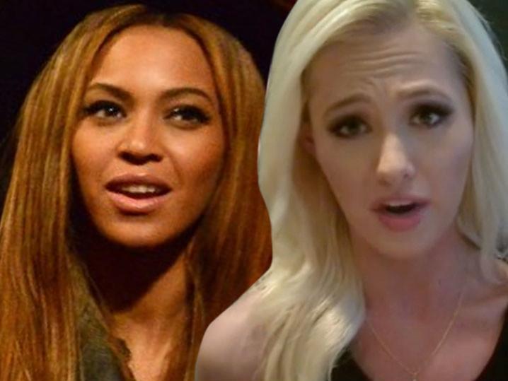 Beyonce -- Anti-Bey Anchor Blocks Bey's World Tour Video