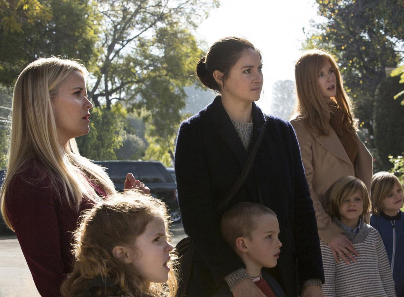 Big Little Lies      '  Stephen Graybill Reveals What It       's Really Like Working with Reese Witherspoon