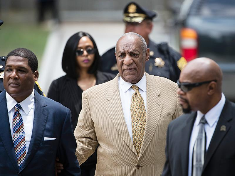 Bill Cosby Drops Breach-of-Contract Lawsuit Against Sex Assault Accuser Andrea Constand