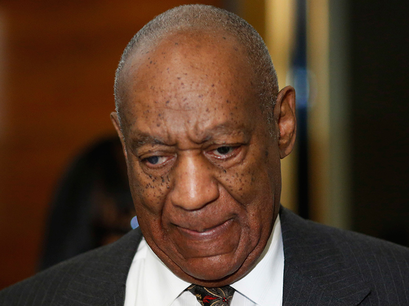Bill Cosby in Court to Try to get Criminal Case Against Him Tossed - Again