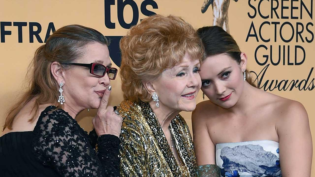 Billie Lourd Breaks Silence on Carrie Fisher and Debbie Reynolds: 'Your Love and Support Means the World to Me'