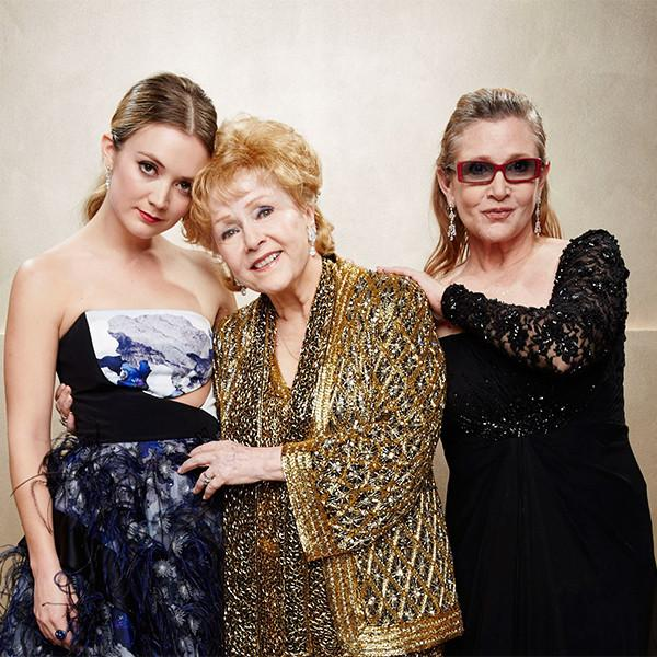 Billie Lourd's Impression of Debbie Reynolds Is Spot-On
