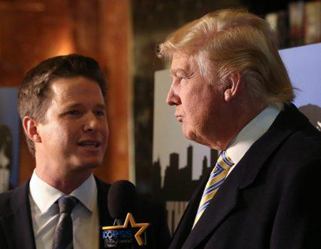 Billy Bush Suspended From Today Show After Lewd Conversation With Donald Trump Surfaces