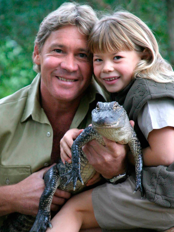 Bindi Irwin Dedicates Heartfelt Tribute to Her Late Father on Steve Irwin Day       '  Read the Touching Post