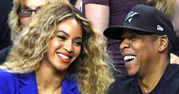 Birthday Girl Beyonc'  and Jay Z Enjoy Pda-Filled Date Night at Made in America Festival