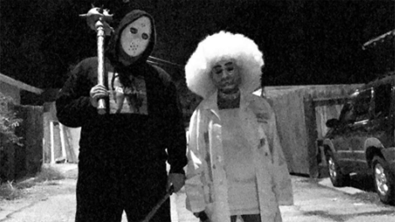 Blac Chyna and Rob Kardashian Get Their Purge on in Scary Costumes:        Find Somebody That       's Just as Crazy as You