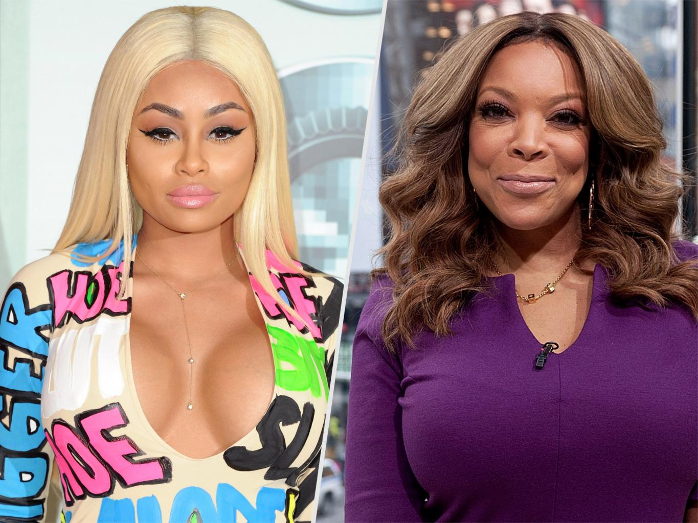 Blac Chyna Fires Back After Wendy Williams Talks About Her Relationship