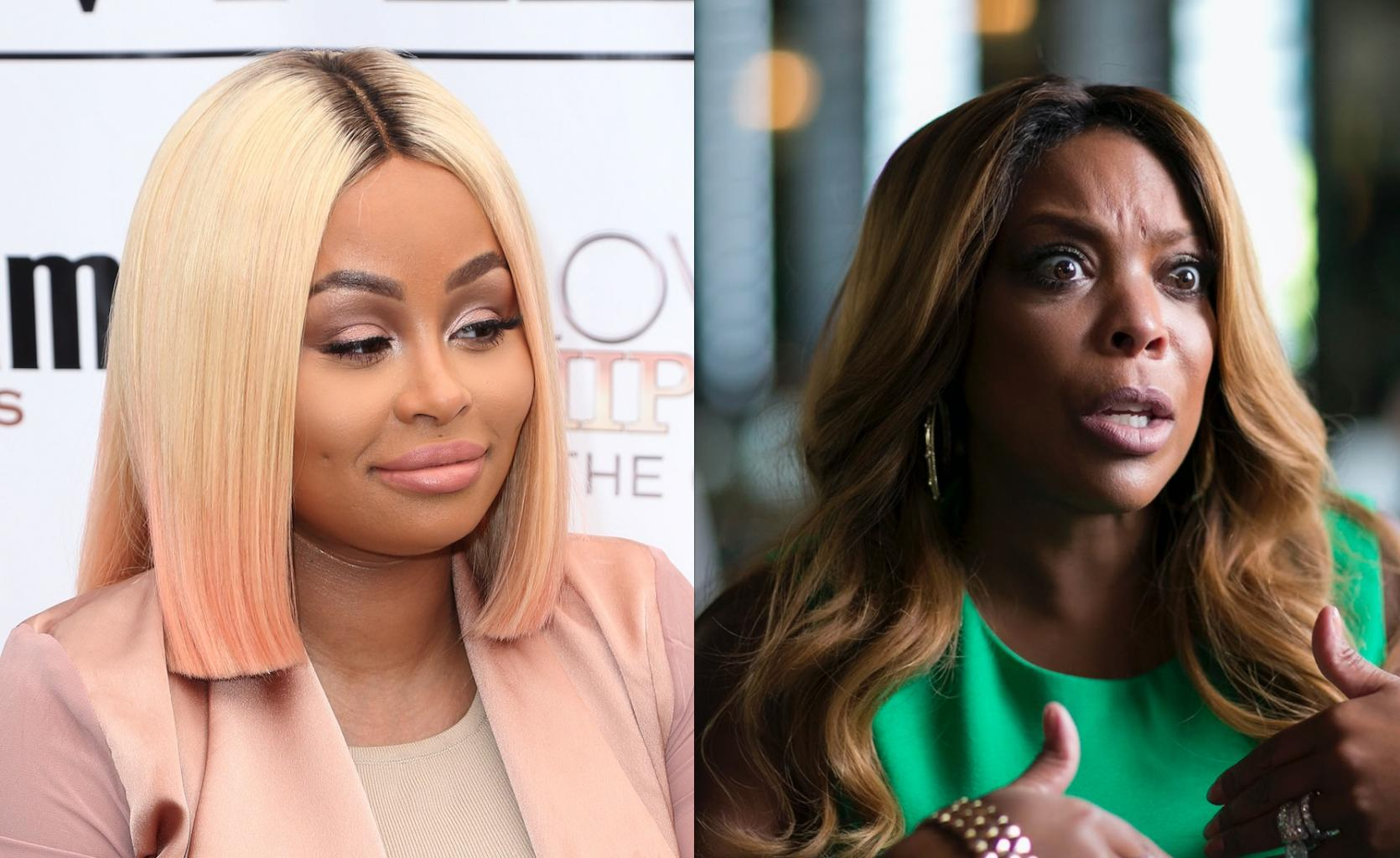 Blac Chyna Goes Off On Wendy Williams After Talk Show Tirade