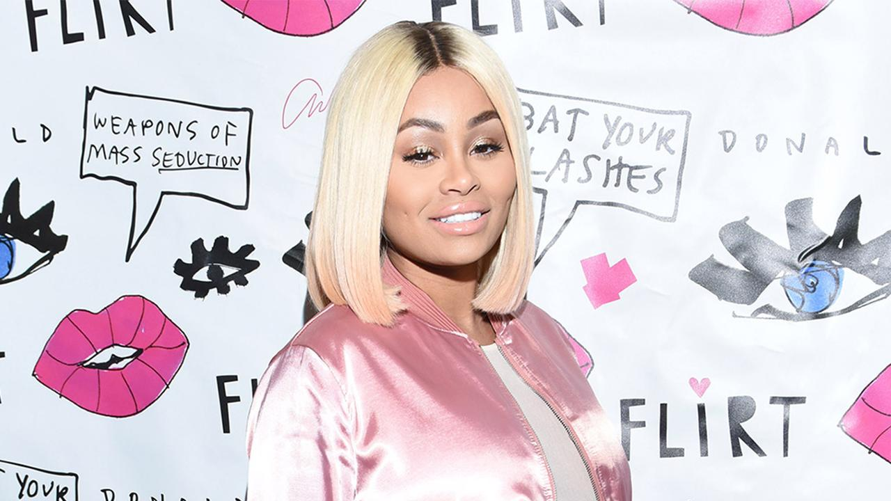 Blac Chyna Reveals She's Lost 40 Lbs. Since Giving Birth to Daughter Dream 3 Months Ago