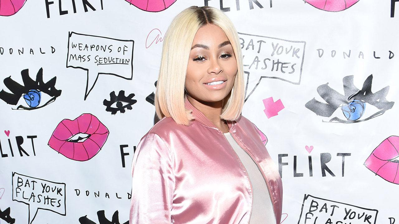 Blac Chyna Shares Classic Family Portrait With King and Dream -- But Where's Rob Kardashian?