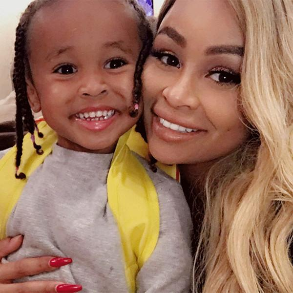 Blac Chyna Showcases Her