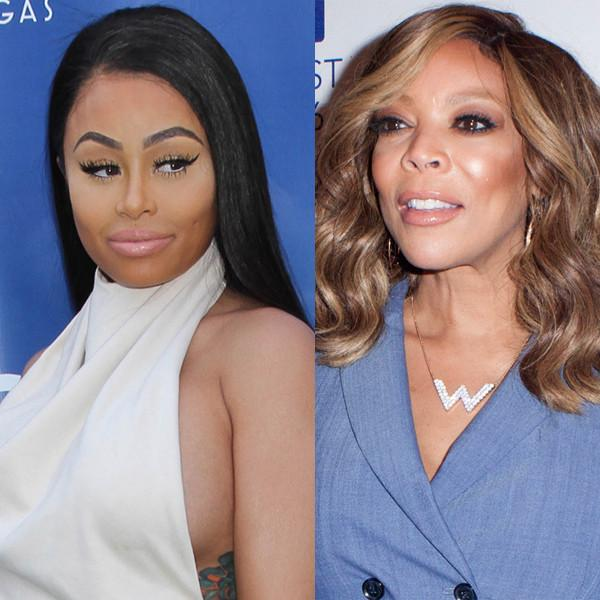 Blac Chyna Slams Wendy Williams for Her Latest Talk Show Rant: