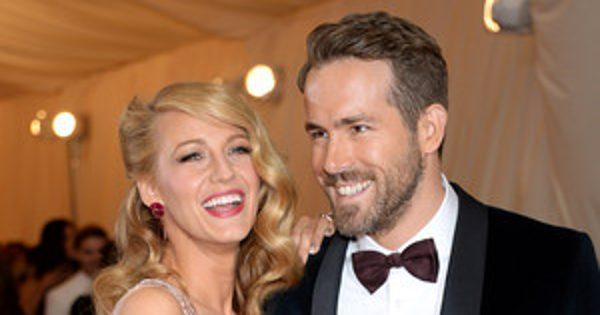 Blake Lively and Ryan Reynolds Are Already Thinking About Baby Names