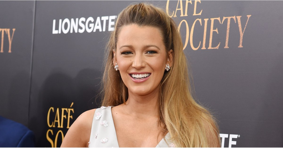 Blake Lively's Megawatt Smile Could Brighten Even the Dullest of Skies