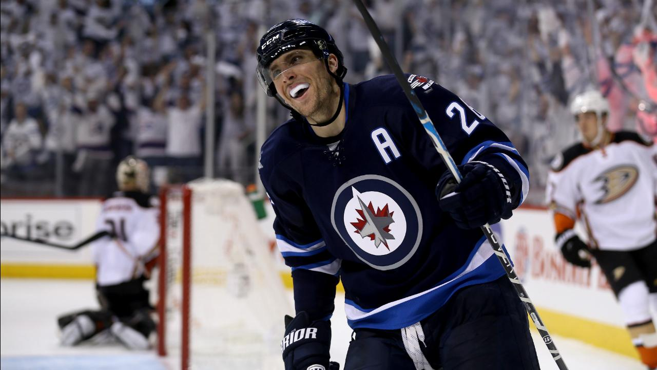 Blake Wheeler named next captain of the Winnipeg Jets